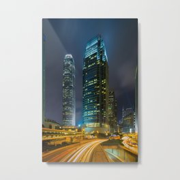HONG KONG 25 Metal Print