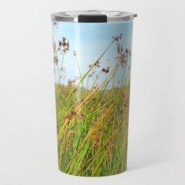 flowers in daylight Travel Mug