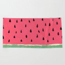 Watermelon / Sandia Beach Towel