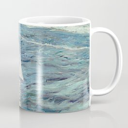 The Little Sailing Boat Coffee Mug
