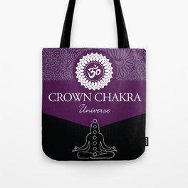Crown Chakra #48 Tote Bag