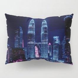 Kuala Lumpur Pillow Sham