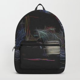 DDC009 - The Things In The Corridor Backpack