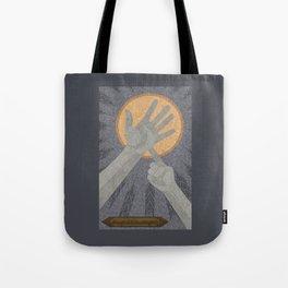 Dandelions - (Artifact Series) Tote Bag