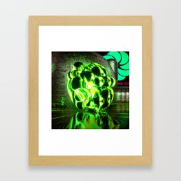 FVRGANIC Framed Art Print