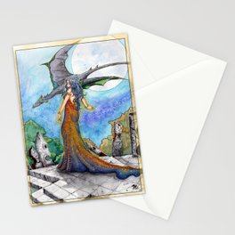 The Last Witch Stationery Cards
