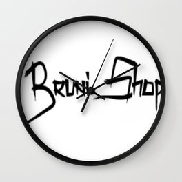 Bruni Shop - 2 Wall Clock