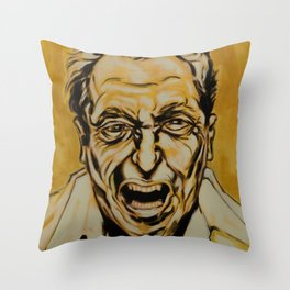 Cheers Buk! Throw Pillow
