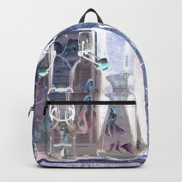 Bottled Mermaids Backpack