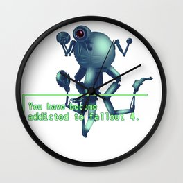 Mr Handy Wall Clock