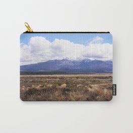 Mount Ruapehu Carry-All Pouch