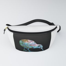 NEW ZEALAND KIWI SIMPLE PAUA Fanny Pack