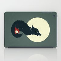 red riding hood iPad Cases featuring Little Red Riding Hood by Freeminds