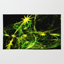 Star Squirt Rug