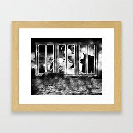 Beholden Framed Art Print
