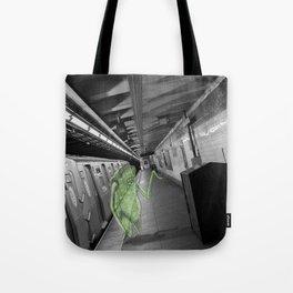 Unseen Monsters of New York - Umpteen Chunk Tote Bag