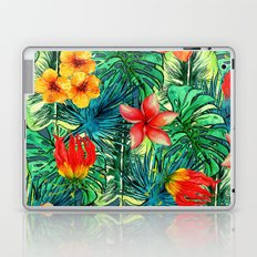 My Tropical Garden Laptop & iPad Skin