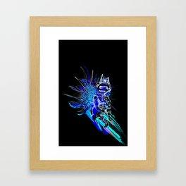 Stronger than ever!! Framed Art Print