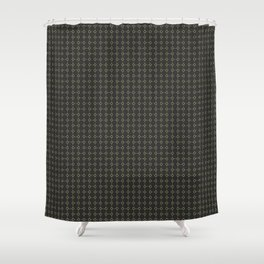 Connecting the Dots Shower Curtain
