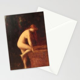 Jean-Jacques Henner - Ninfa Stationery Cards