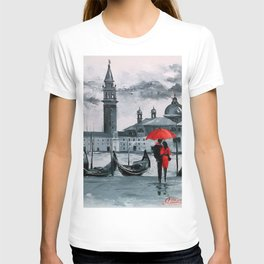 Romantic Venice T-shirt