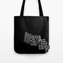That Dude Can Brawl Tote Bag