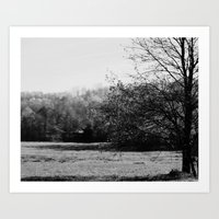 Autumn Breath I Art Print