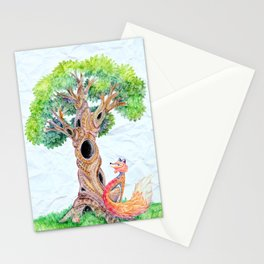 The Spirit Tree V2 Stationery Cards