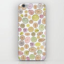 Tree Rings iPhone Skin