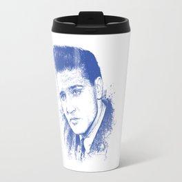 Elvis Presley Travel Mug