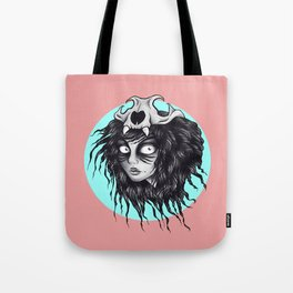 She's A Wild One Tote Bag