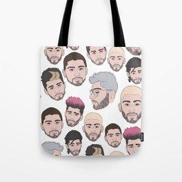 Zayn Malik Faces Tote Bag