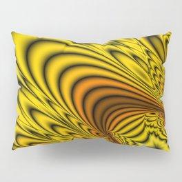 Fractal Filigree Pillow Sham