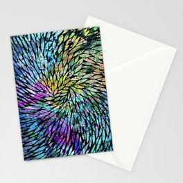 Rainbow Schools Pattern Stationery Cards