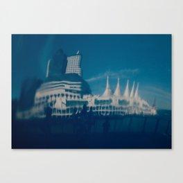 Canada Place, Vancouver Canvas Print