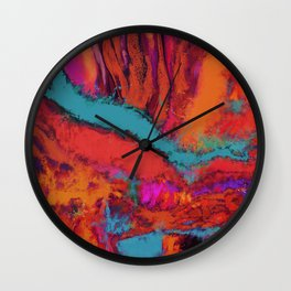 Altitude Wall Clock