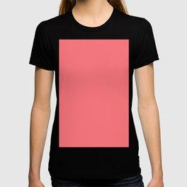 Summer Tropical Coral T-shirt