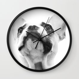 Marcel Le Frenchy Wall Clock