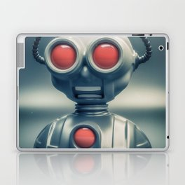 Weird robot Laptop & iPad Skin