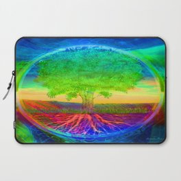 Tree of Life Miracles Laptop Sleeve