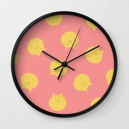 Armin Blanket (Shingeki! Kyojin Chuugakkou) Wall Clock