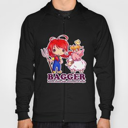 BAGGER Lotje and the farm animals Hoody