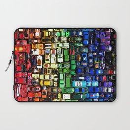 gridlock spectrum  Laptop Sleeve