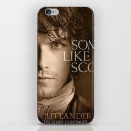 Jamie Fraser Outlander iPhone Skin