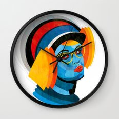 helmet Wall Clock