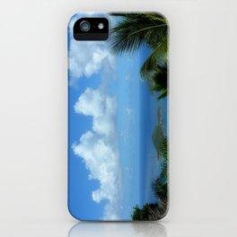 Bird View over the Ocean iPhone Case