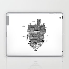 Hotel mountain Laptop & iPad Skin