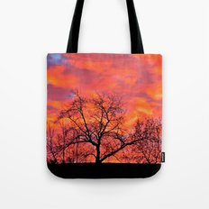Morning to the East Tote Bag