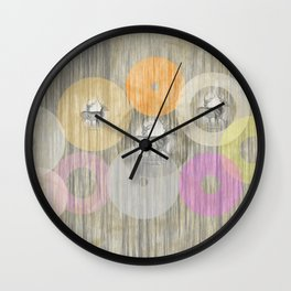 THE BACKLIT DEERS Wall Clock