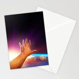 Extended Reach Stationery Cards